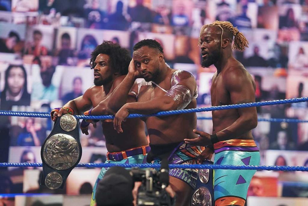 SmackDown: The WWE Draft broke up New Day and fans' hearts
