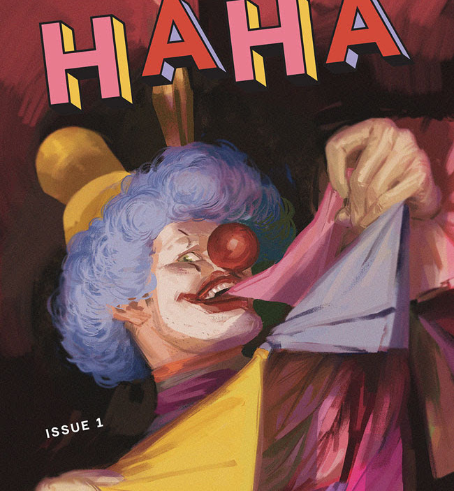 Image Comics launching anthology comic 'Haha' from W. Maxwell Prince