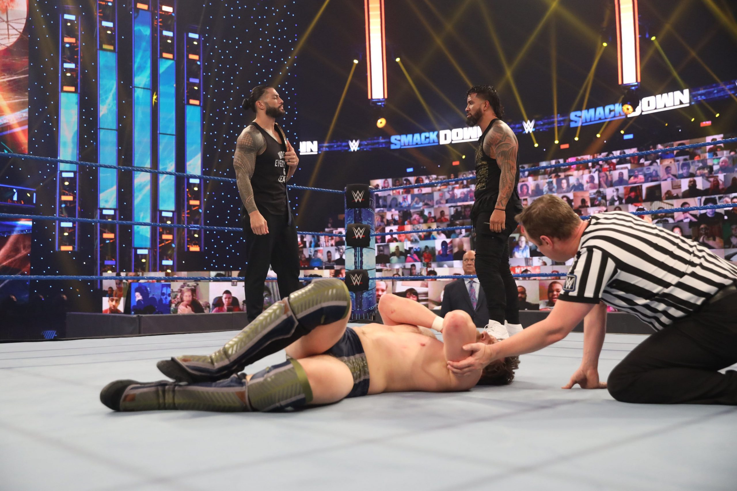SmackDown: Jey Uso fell in line, the Bloodline has arrived