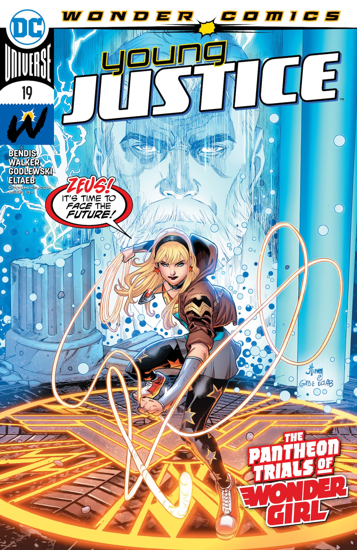 DC Preview: Young Justice #19