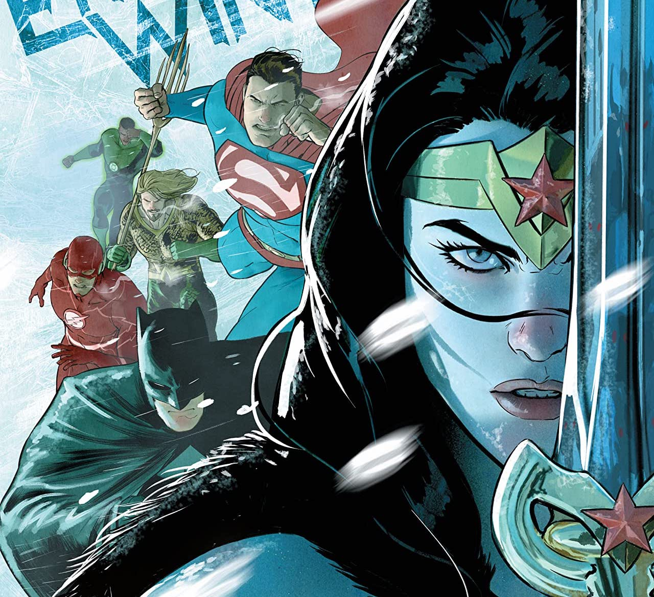 'Justice League: Endless Winter' #1 review