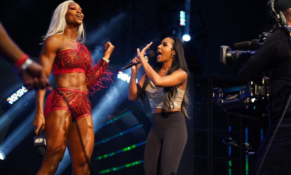 Brandi Rhodes' promo on AEW Dynamite was divisive in more ways than one
