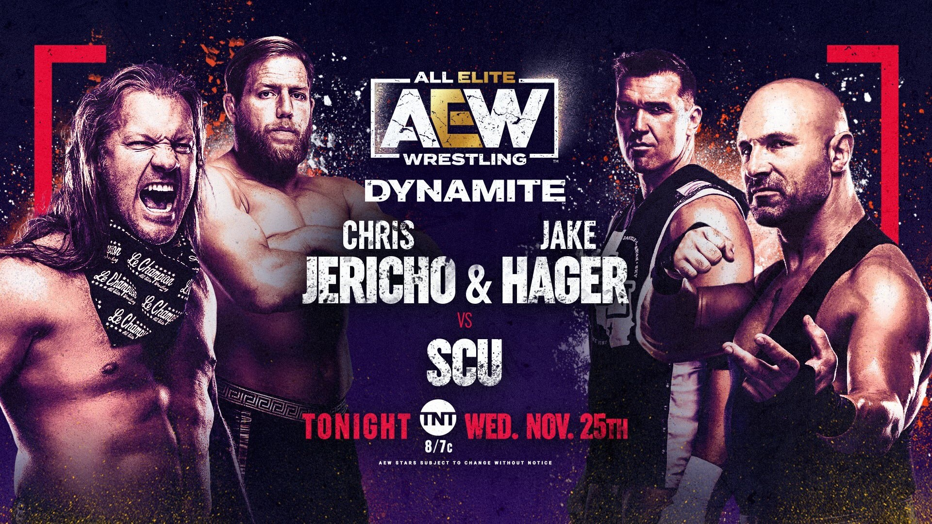 Dissecting the 'average' AEW Dynamite episode