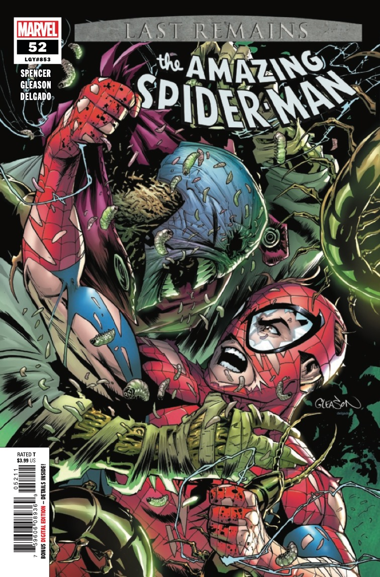 Marvel Preview: Amazing Spider-Man #52