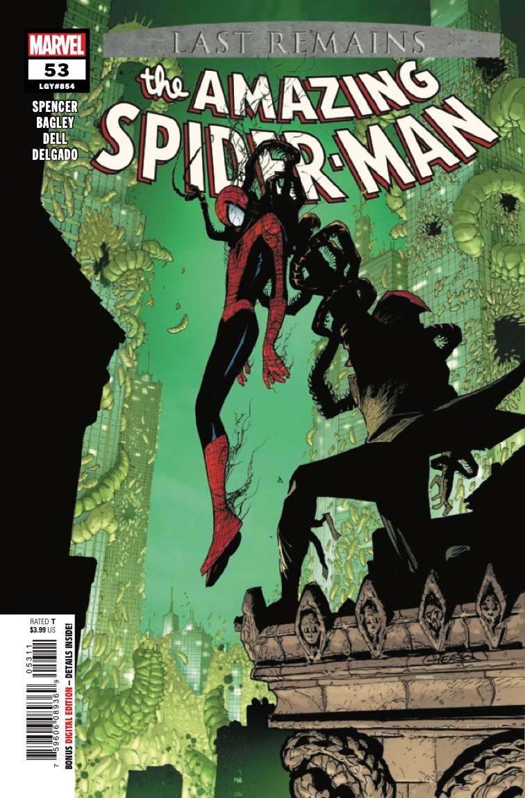 Marvel Preview: Amazing Spider-Man #53