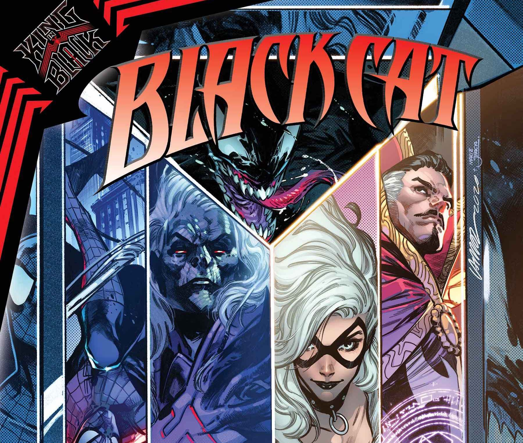EXCLUSIVE Marvel First Look: Black Cat #3 solicit and cover