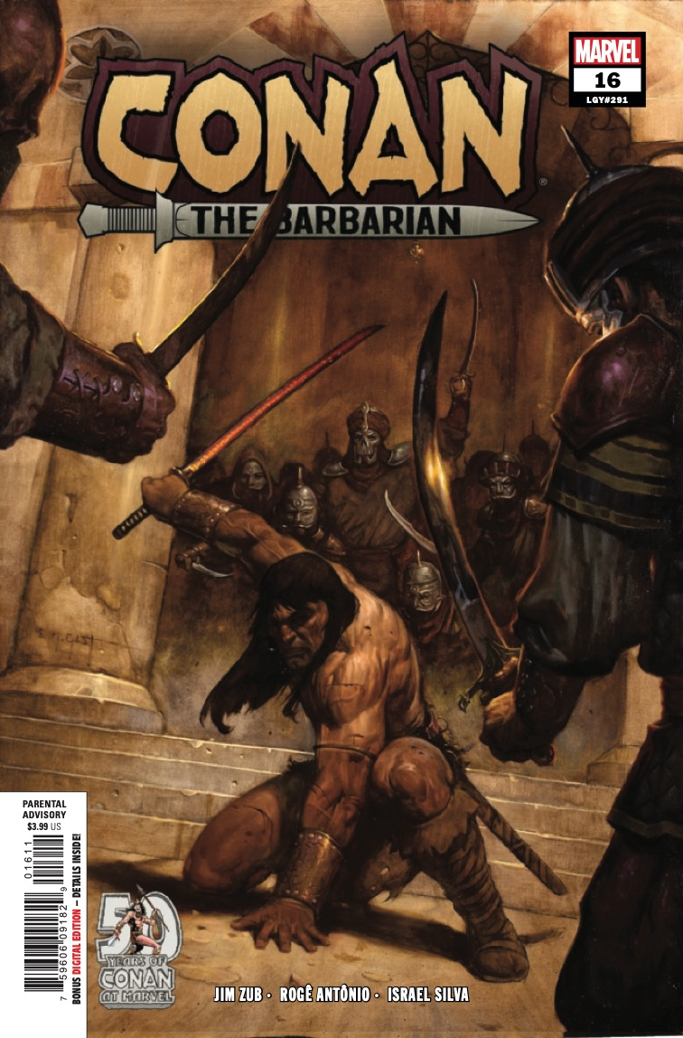 Marvel Preview: Conan the Barbarian #16
