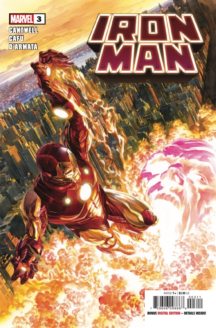 Marvel Preview: Iron Man #3