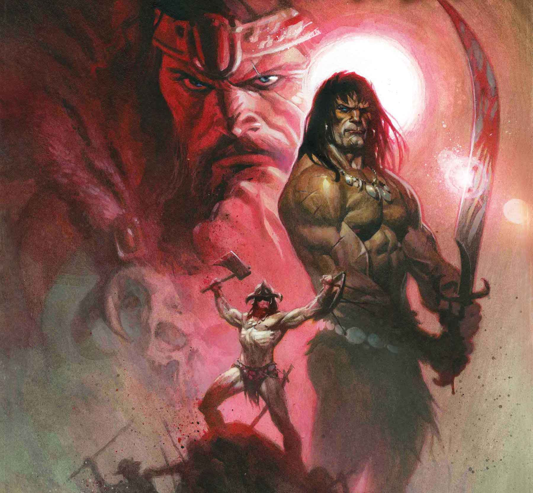 Marvel launches 'King-Size Conan' trailer celebrating 50 years