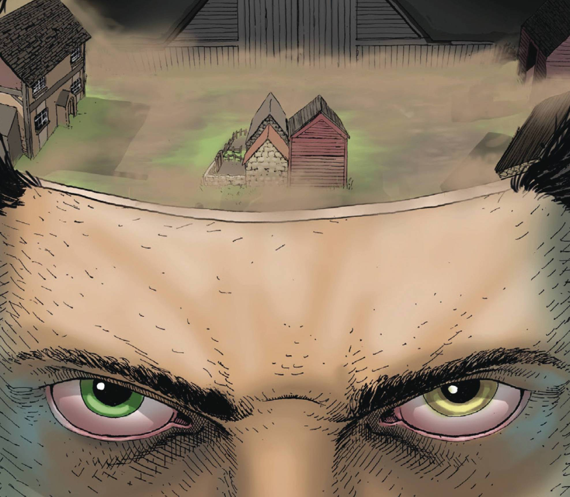 'Frank at Home on the Farm' #1 review