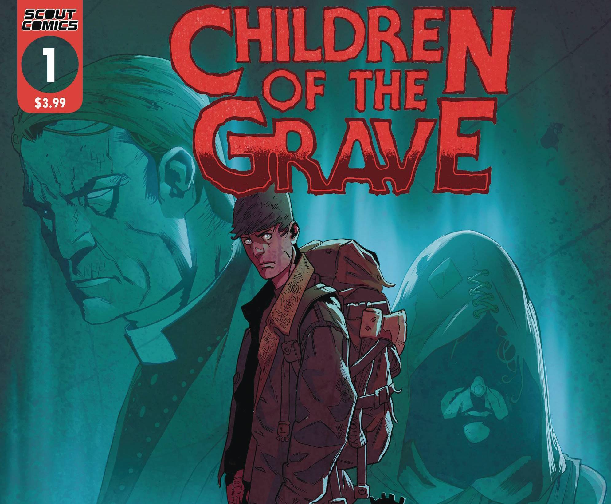 'Children of the Grave' #1 review