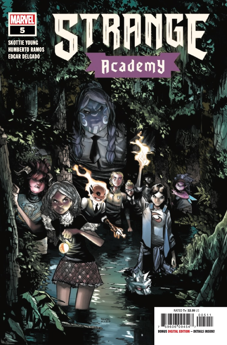 Marvel Preview: Strange Academy #5