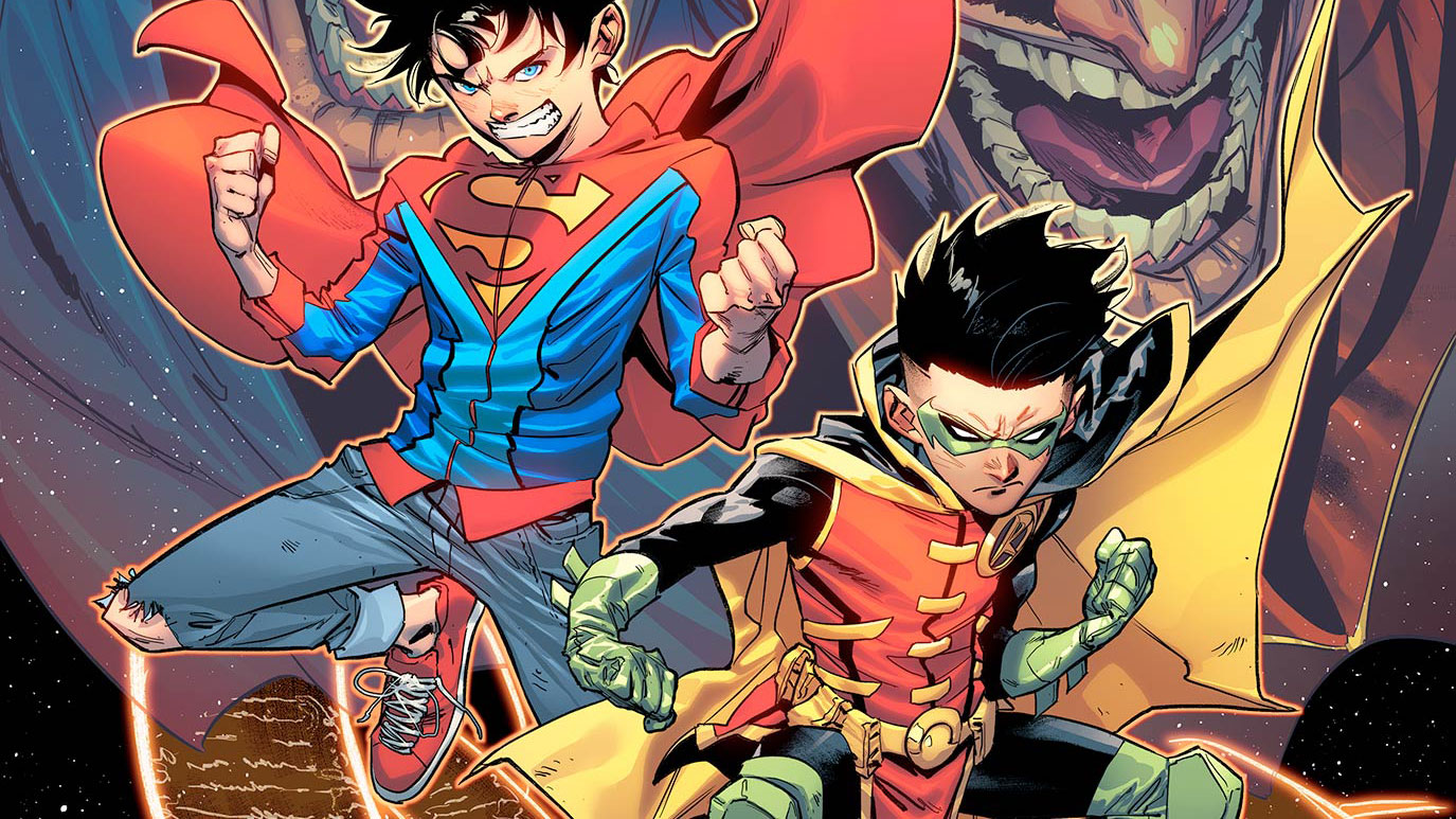 Challenge of the Super Sons
