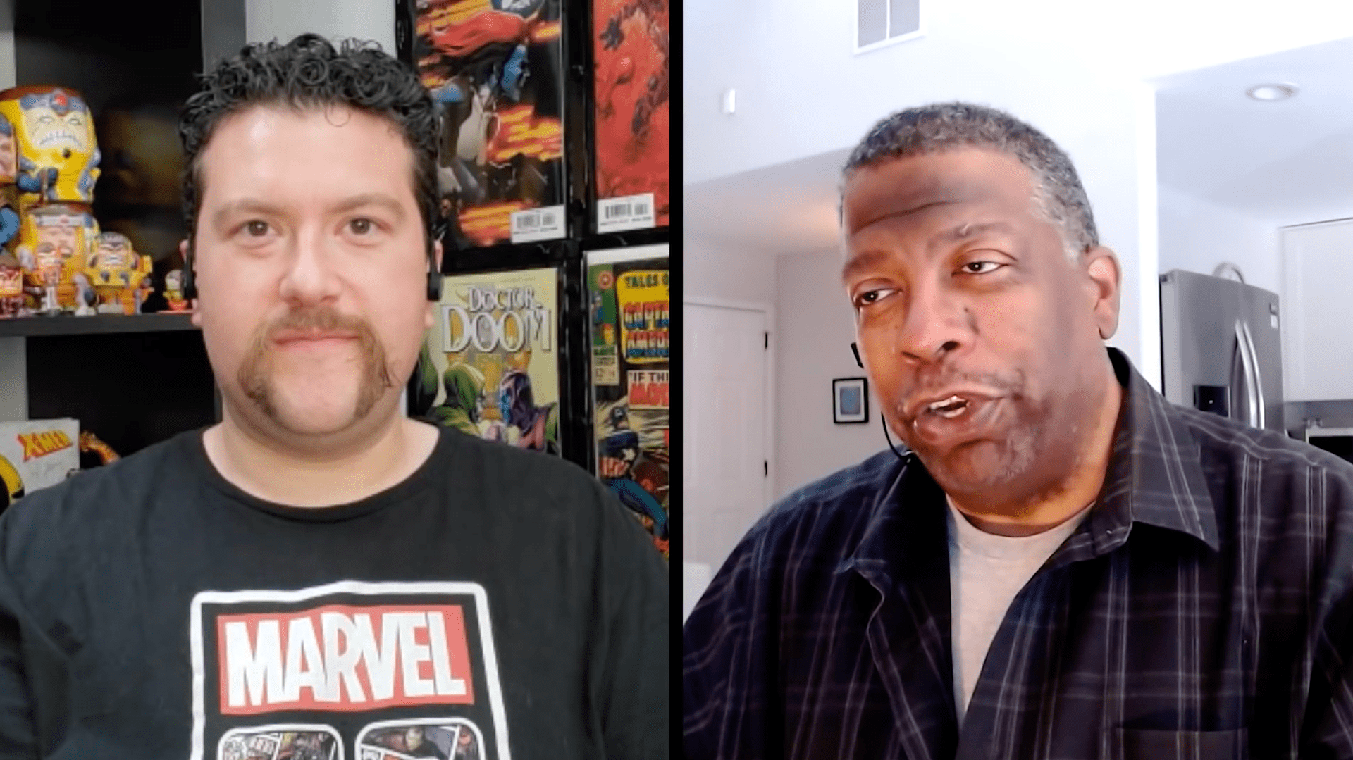 Marvel Comics launches 'U.S.Agent' video interview with writer Christopher Priest