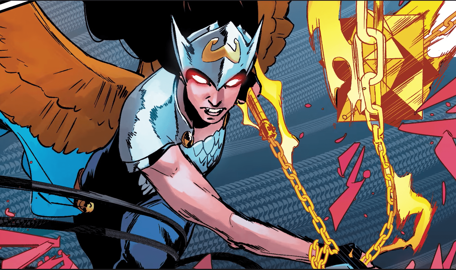 Marvel Comics launches 'King in Black: Return of the Valkyries' trailer