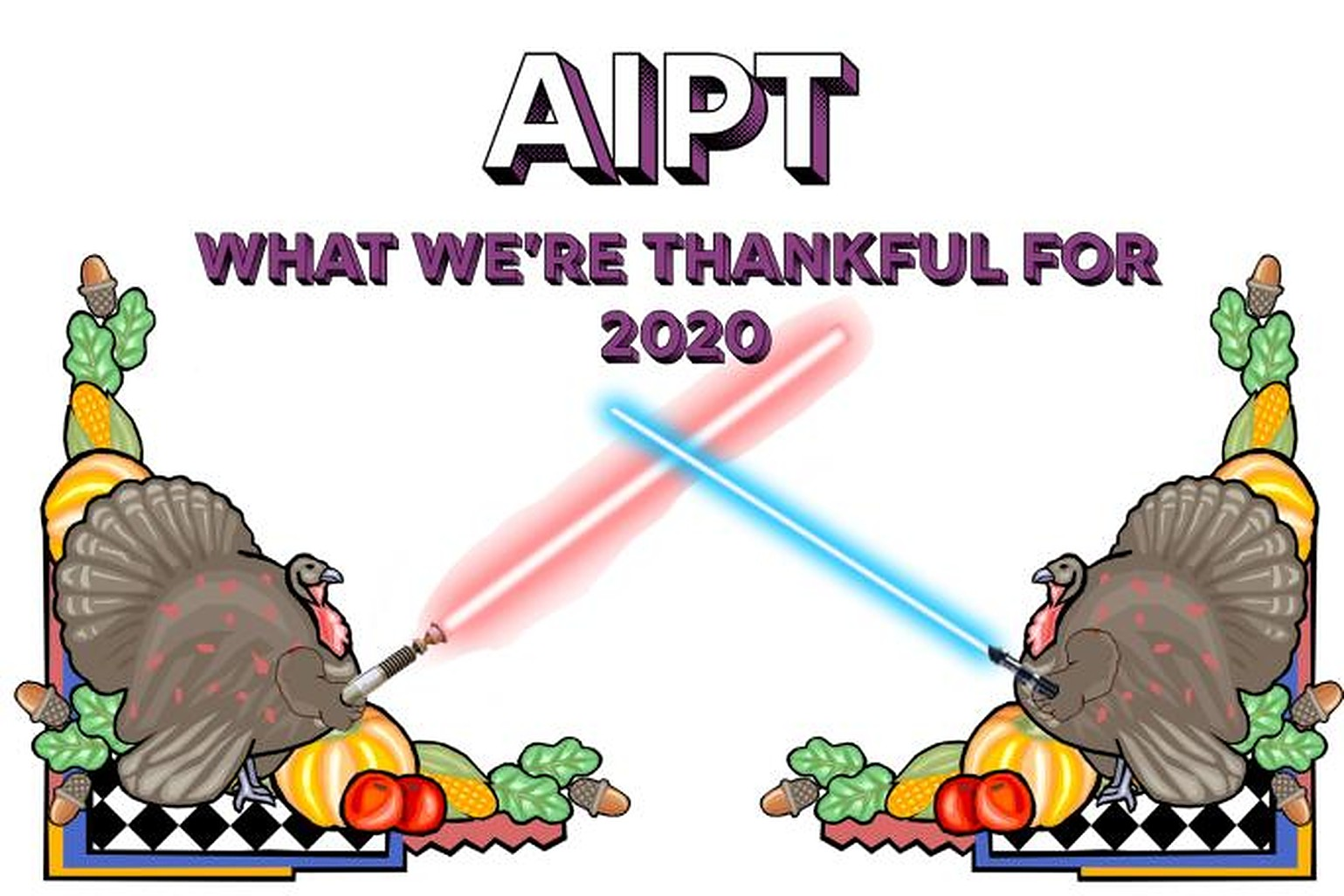 What we're thankful for in 2020