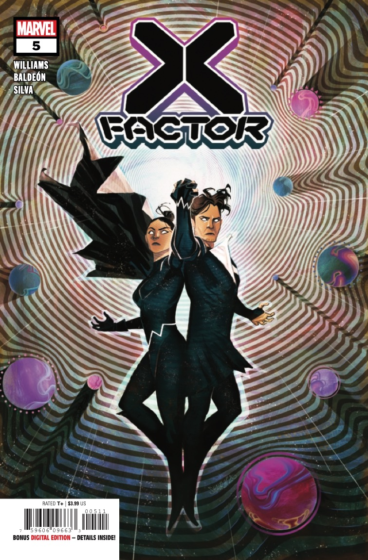 Marvel Preview: X-Factor #5