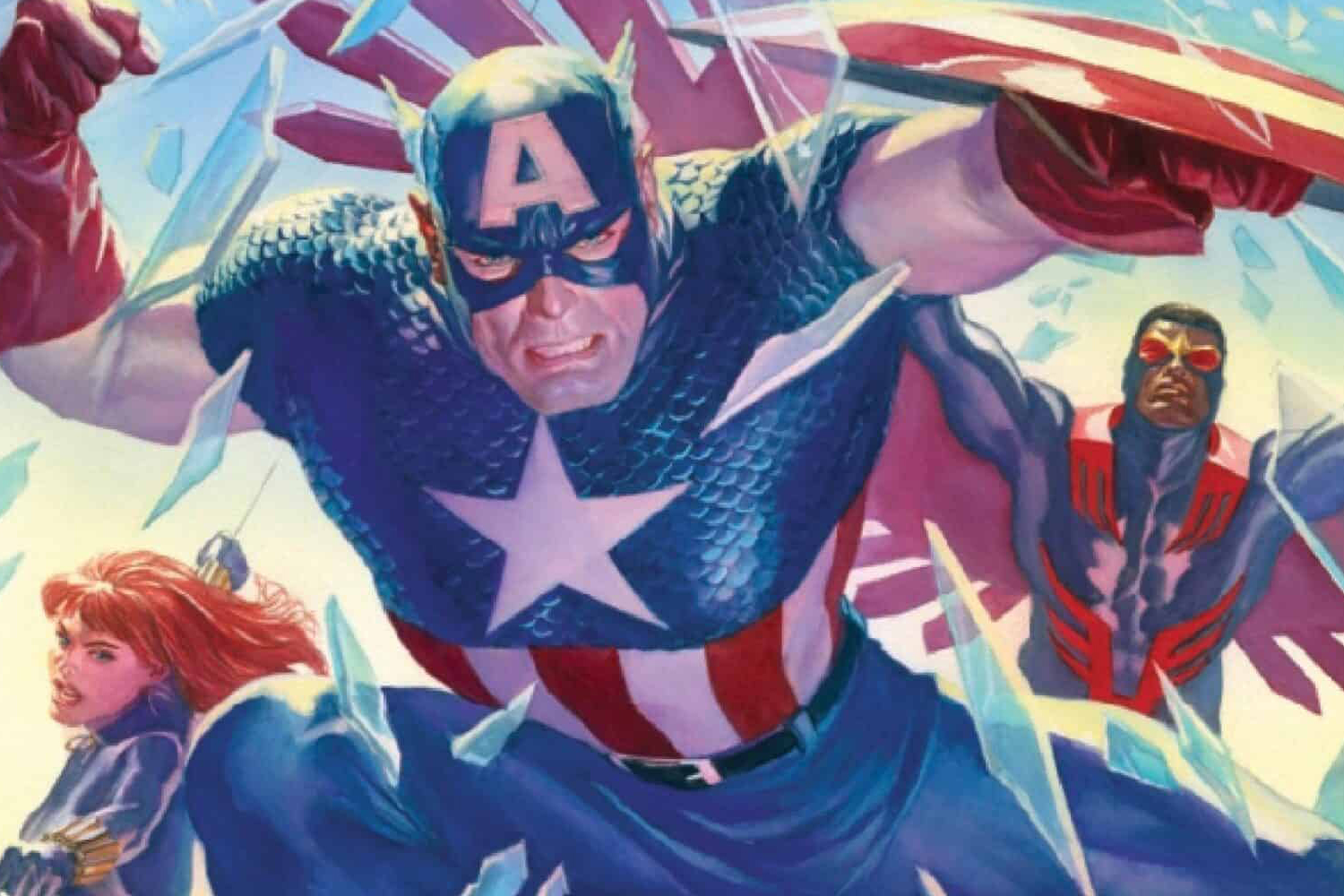 'Captain America' #25 review