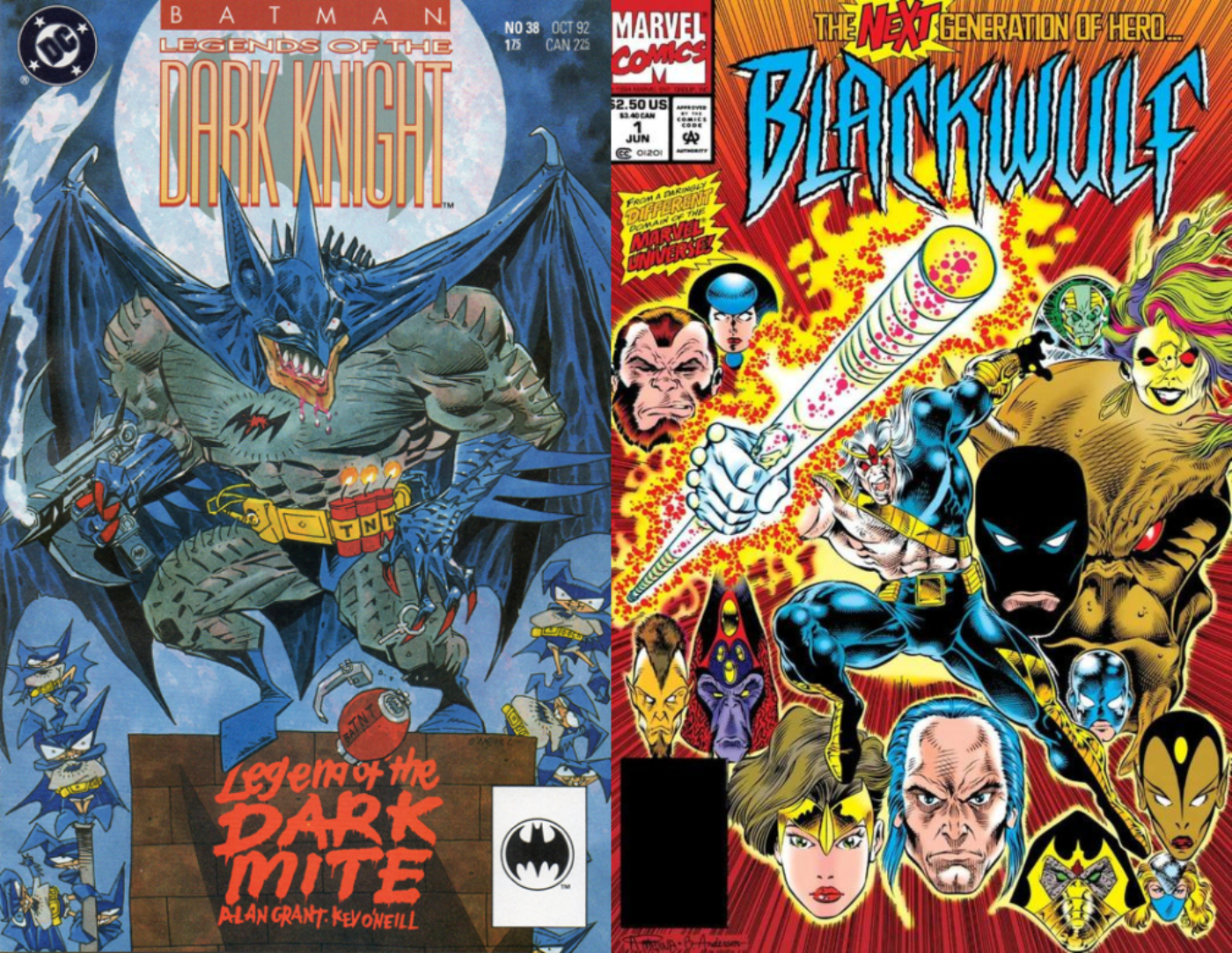 """The real '90s comic """"revival"""" is a harsh to our collective mellows"""
