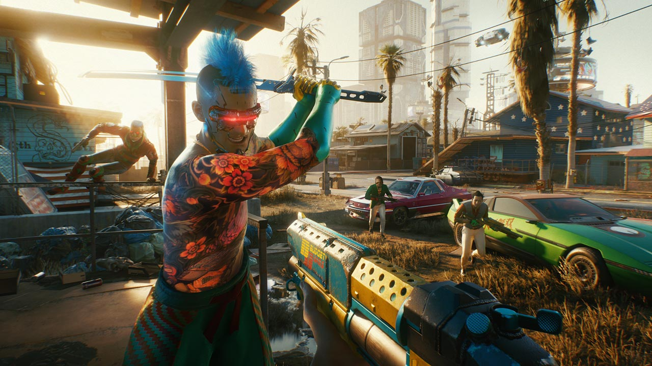 Cyberpunk 2077 updated system requirements revealed