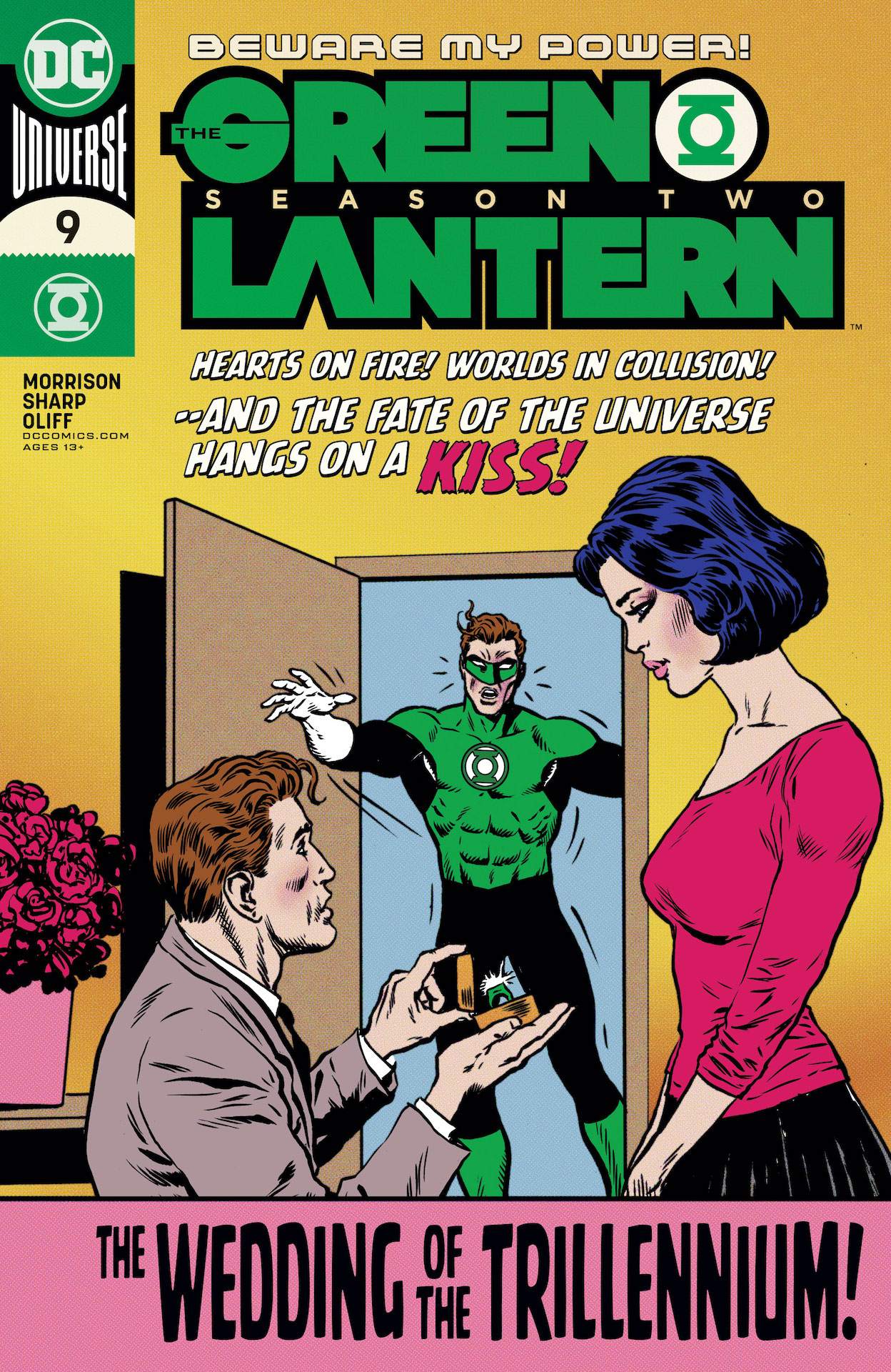 DC Preview: Green Lantern Chapter Two #9