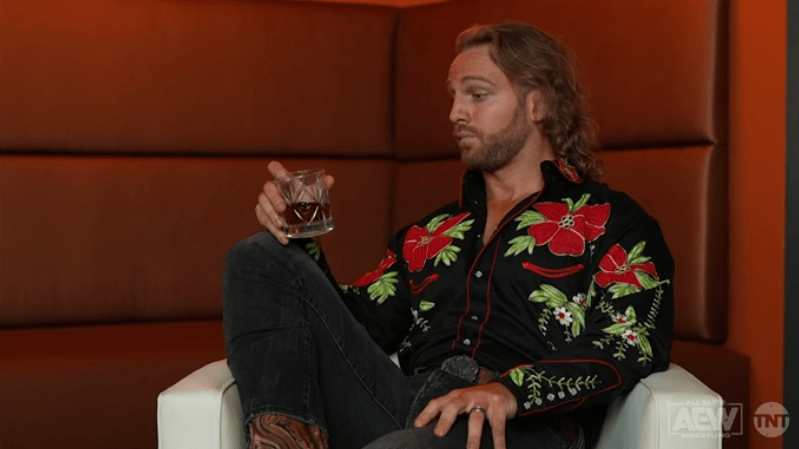 Losing at Full Gear is exactly what Hangman Adam Page needs