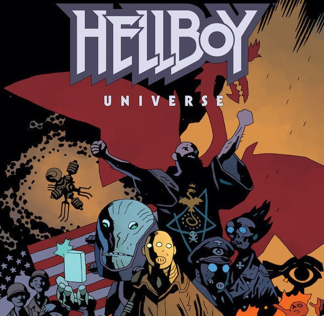 Dark Horse announces 'Hellboy Universe: The Secret Histories' for June 2021