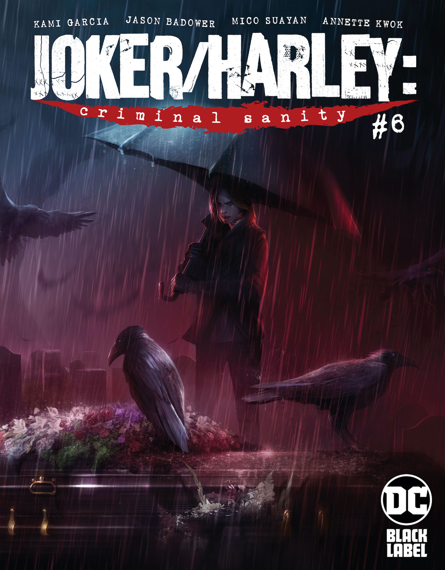 DC Preview: Joker/Harley: Criminal Sanity #6