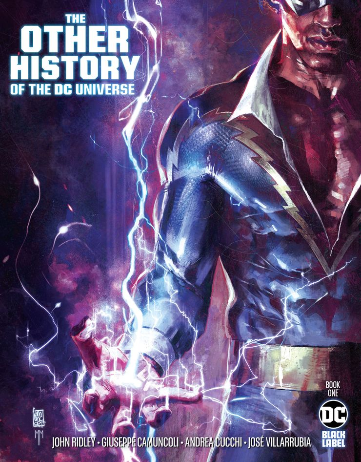 'The Other History of the DC Universe #1' Review