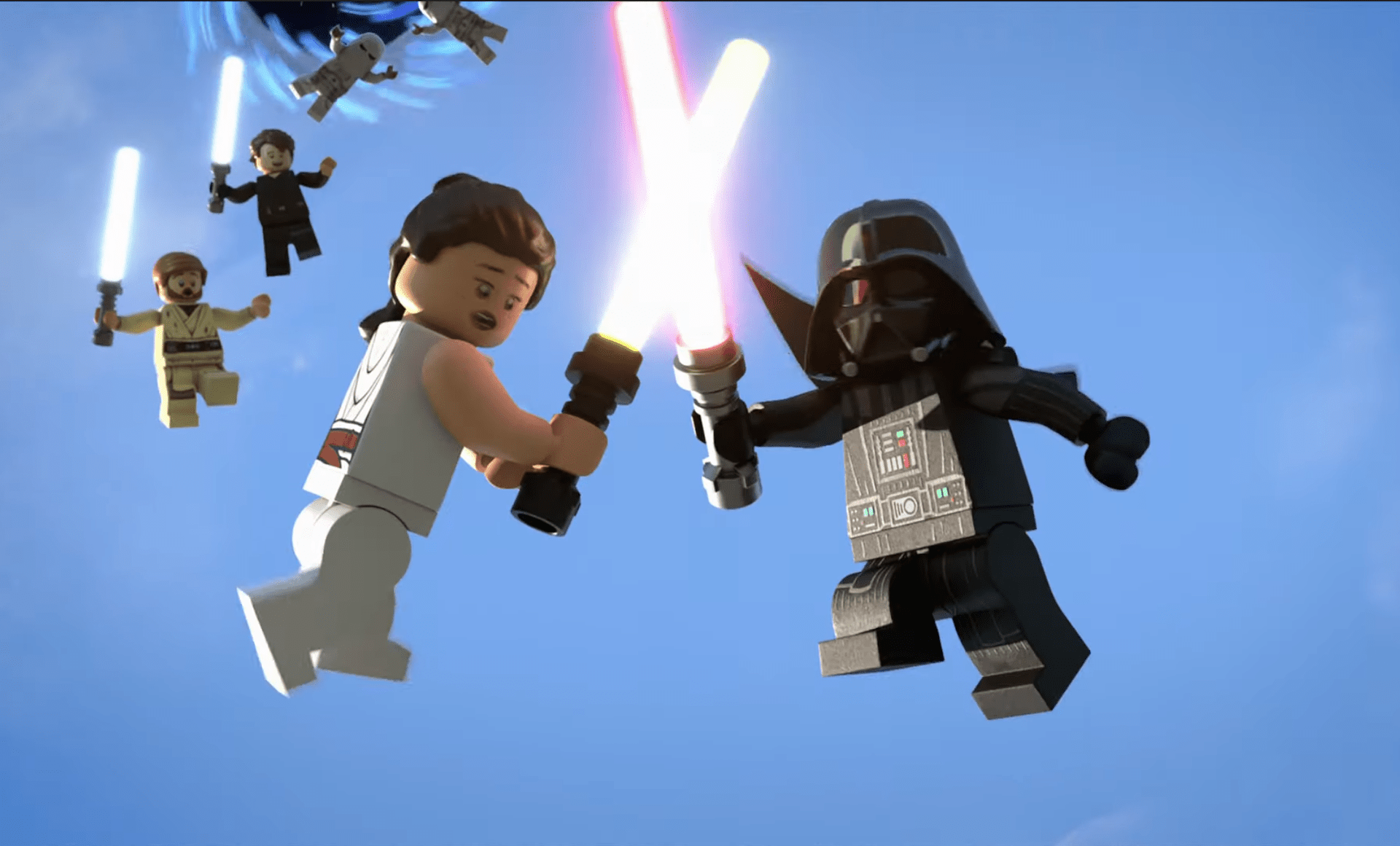 Disney+ reveals 'LEGO Star Wars Holiday Special' trailer