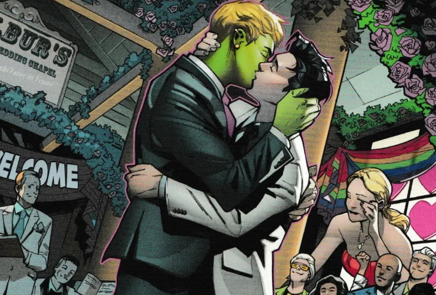 The evolving queerness of 'Young Avengers': the Heinberg and Cheung era