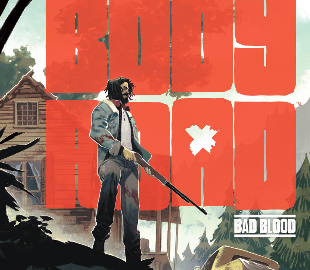 Dead Body Road: Bad Blood #6
