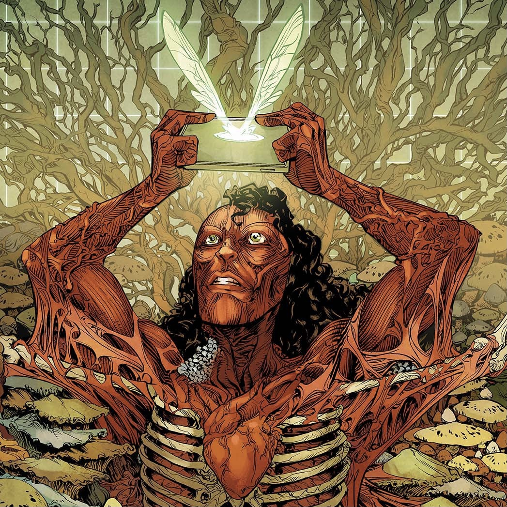 'I Breathed a Body' #1 advance review
