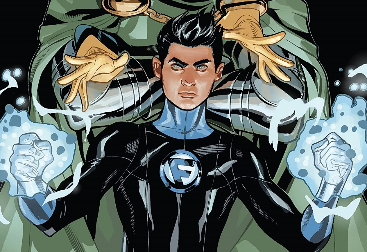 Franklin Richards showing his power
