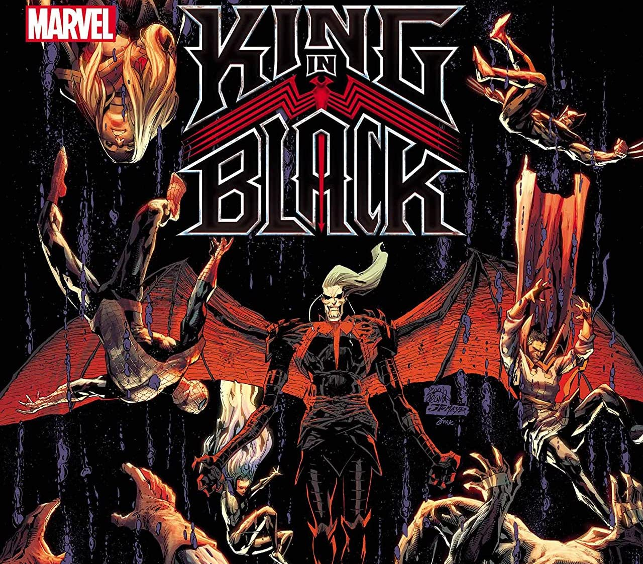 'King in Black' #2 review
