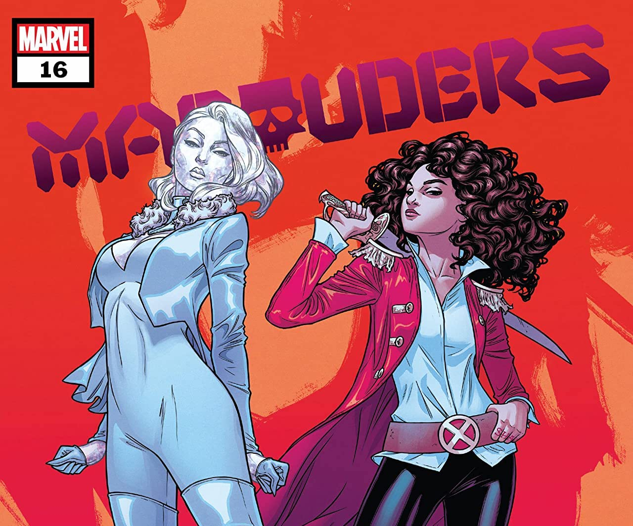 EXCLUSIVE Marvel Preview: Marauders #16
