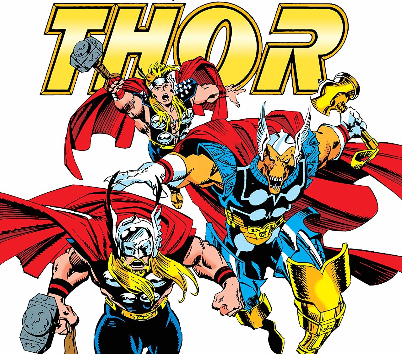 3 Reasons Why 'Thor Epic Collection: The Thor War' is a worthy read
