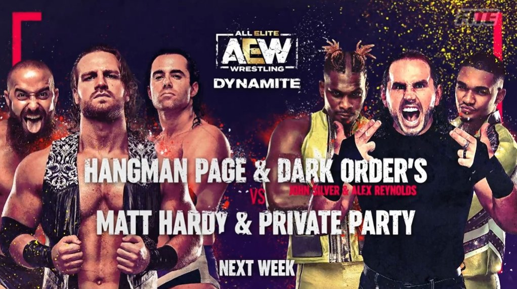 AEW Dynamite: A story of perfect heels and perfect faces