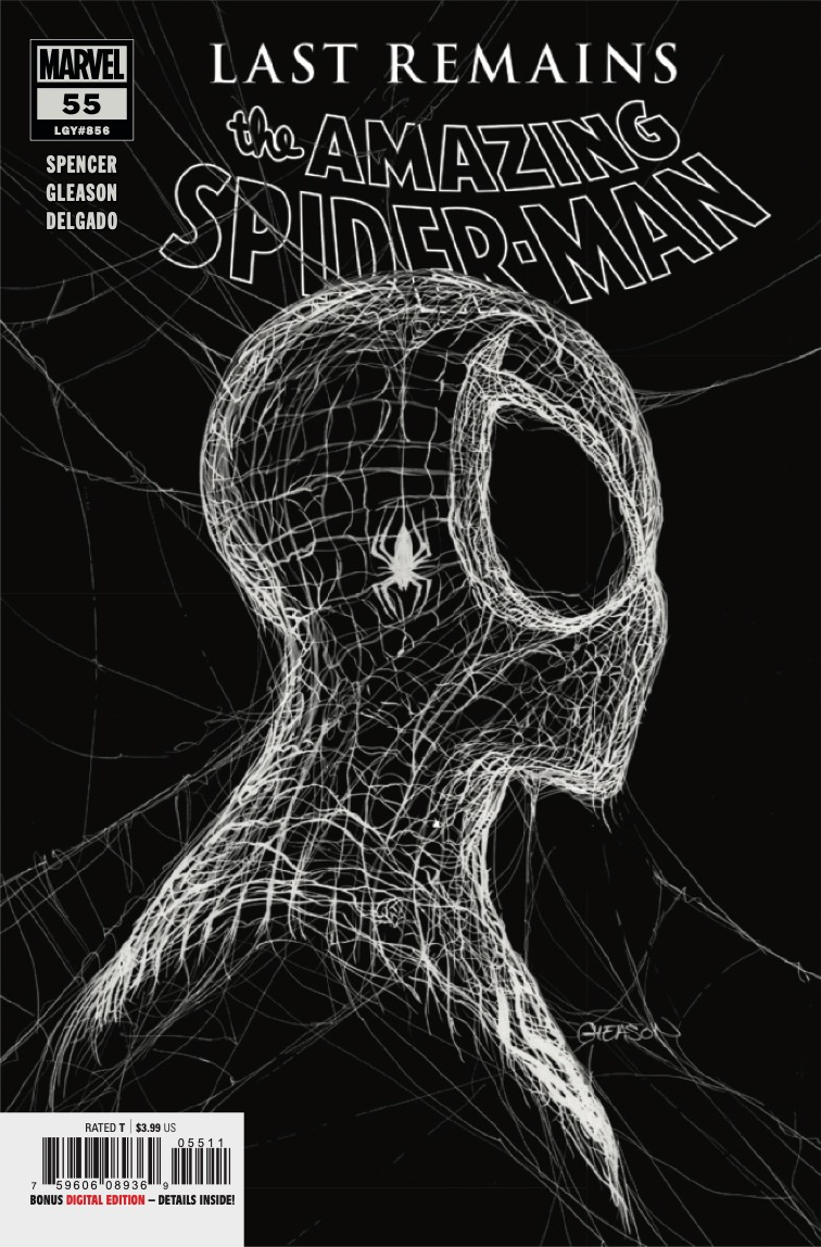 Marvel Preview: Amazing Spider-Man #55