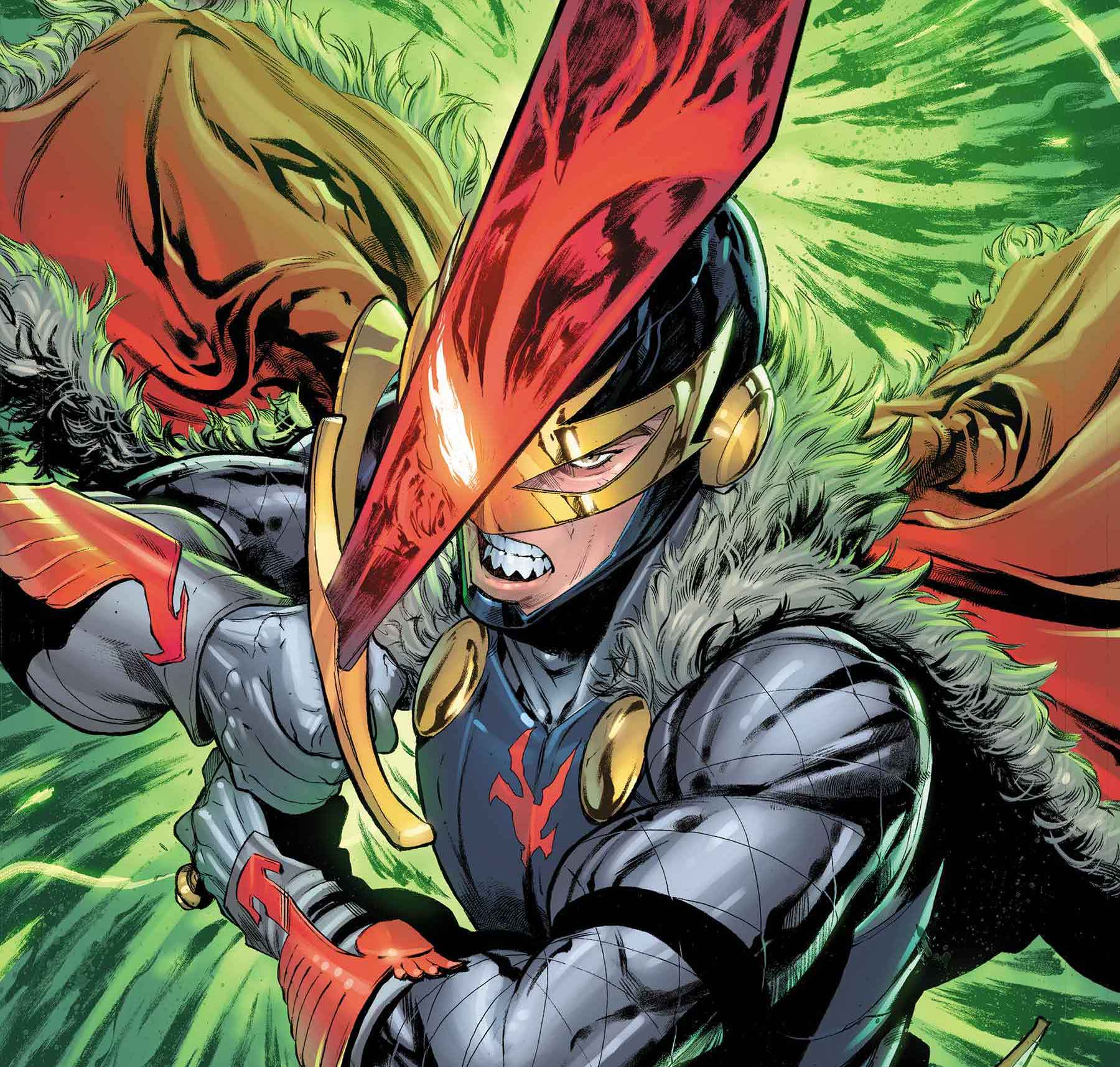 Marvel launching 5-part Black Knight series with Si Spurrier and artist Sergio Dávila