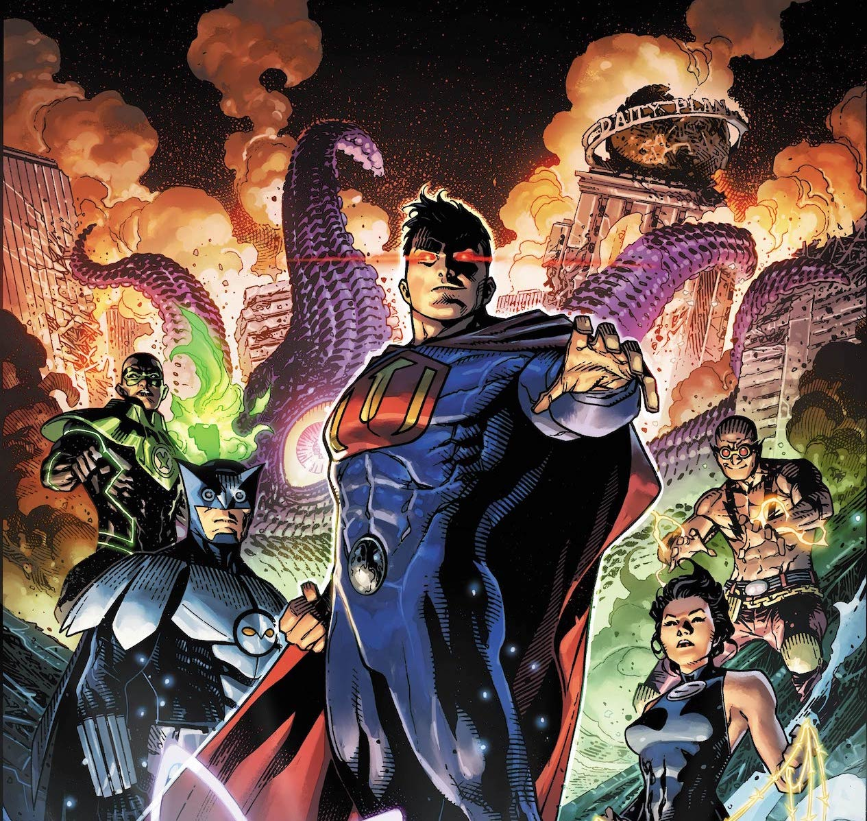 DC Comics to launch six-issue evil Justice League mini-series 'Crime Syndicate'