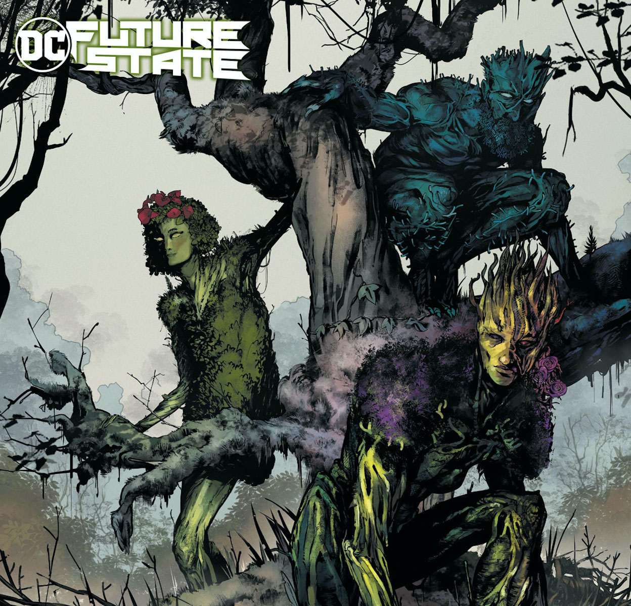 DC First Look: Future State: Swamp Thing #1
