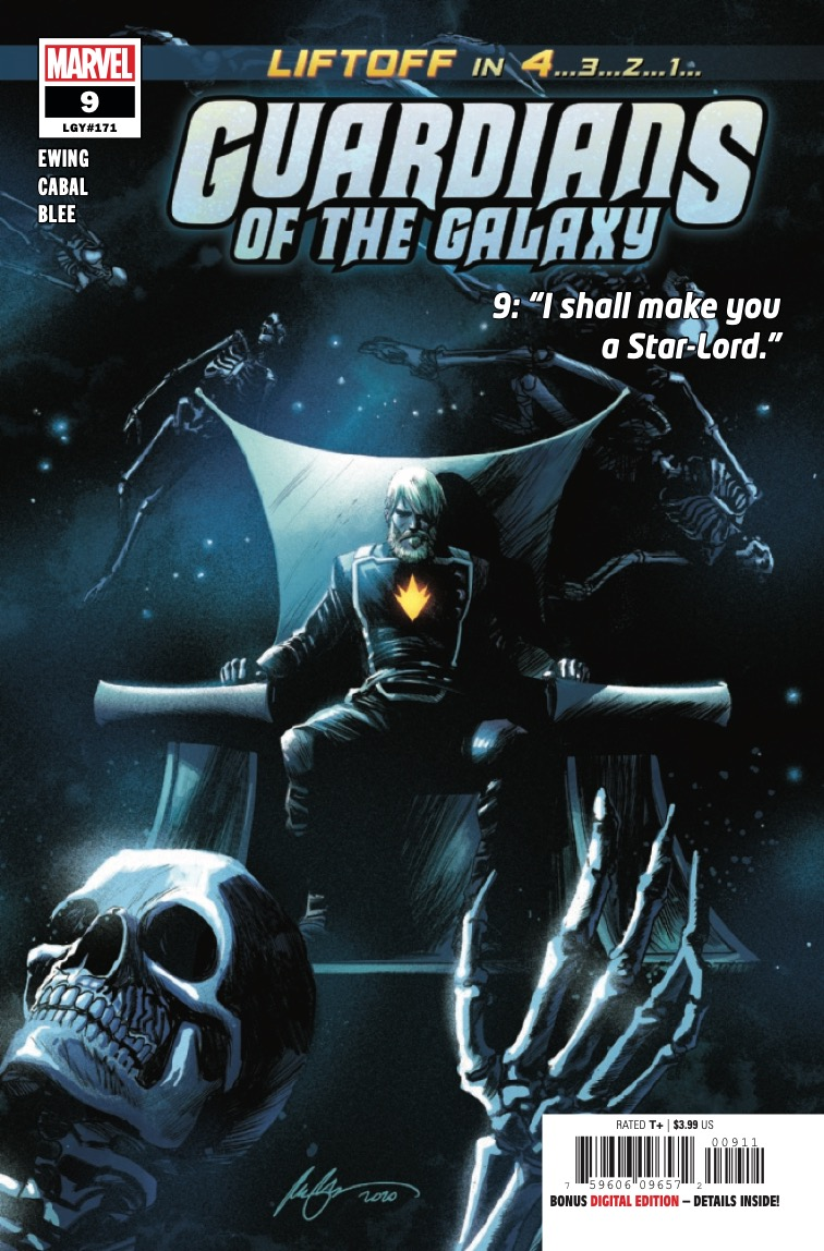 Marvel Preview: Guardians of the Galaxy #9