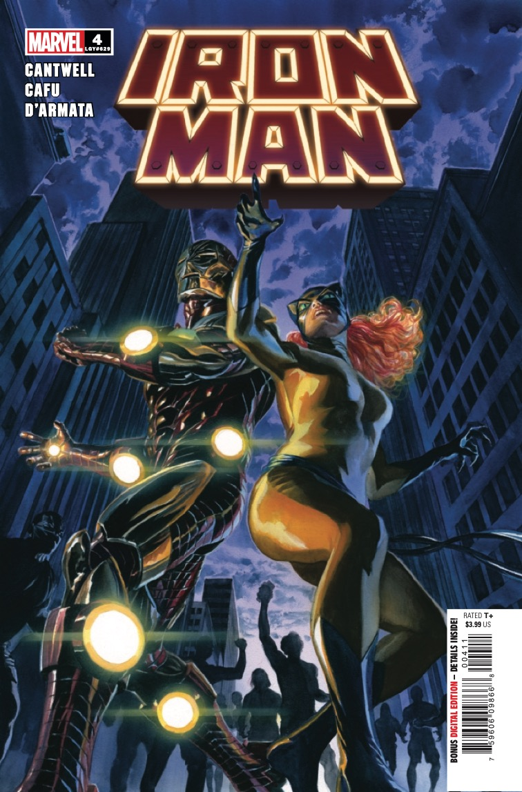 Marvel Preview: Iron Man #4