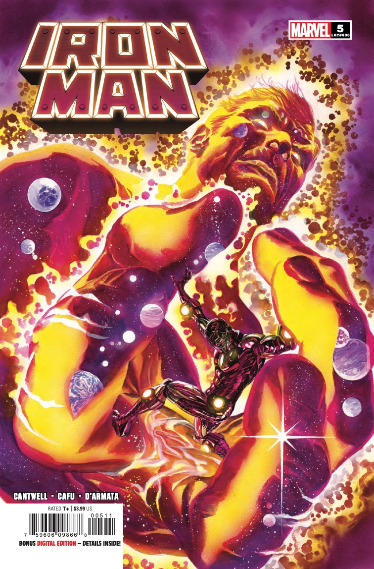 Marvel Preview: Iron Man #5