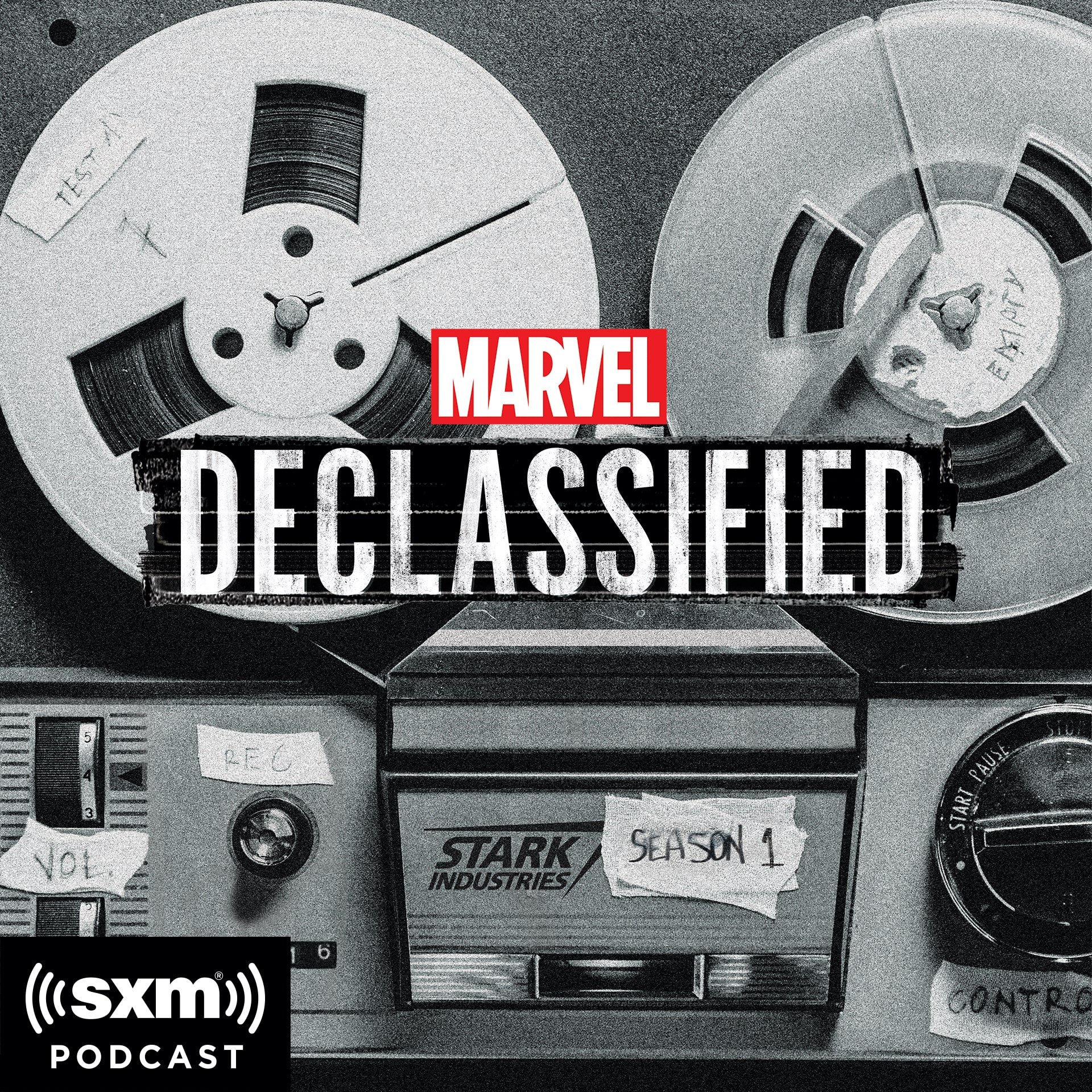Marvel launches 'Marvel's Declassified' podcast exclusively on SiriusXM