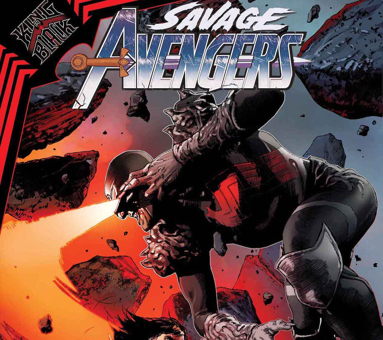 EXCLUSIVE First Look: Savage Avengers #19