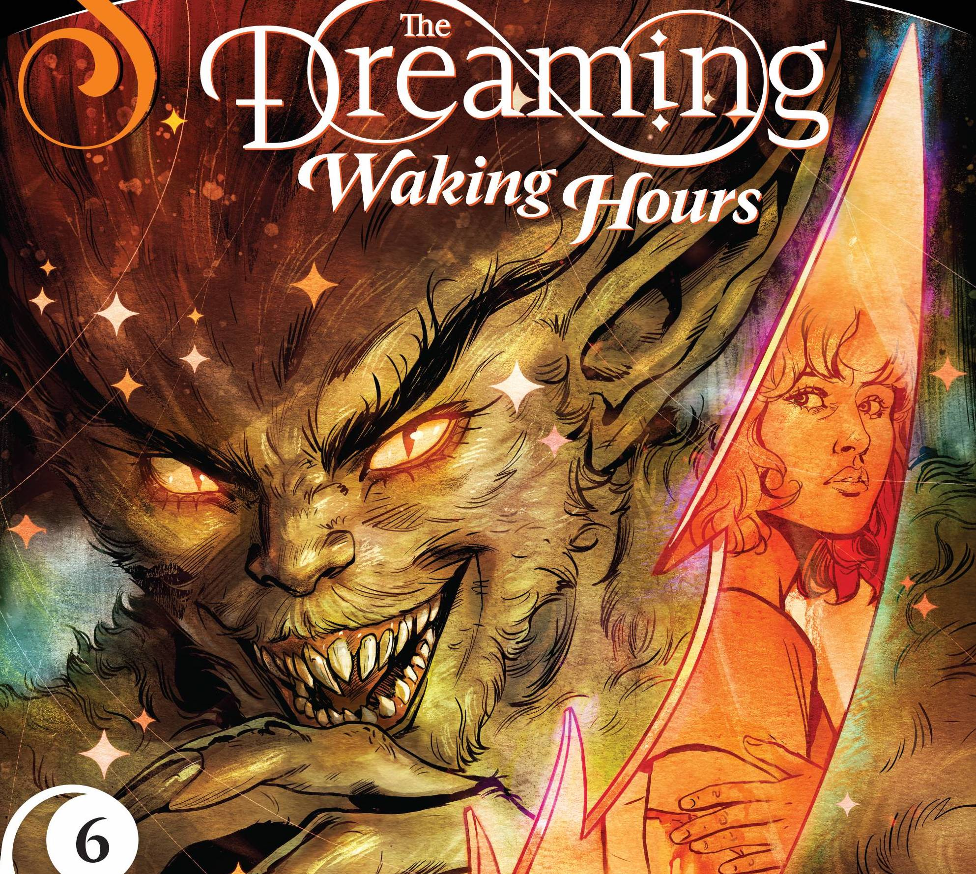 'The Dreaming: Waking Hours' #6 review