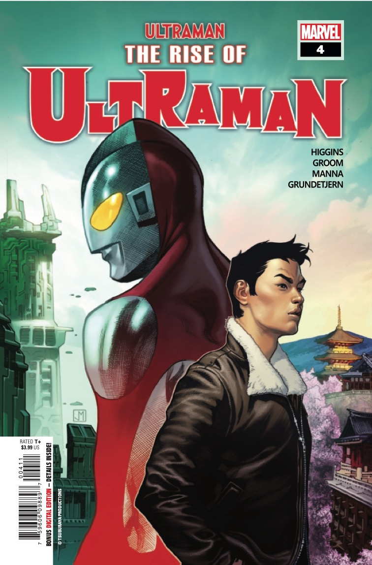 Marvel Preview: The Rise Of Ultraman #4