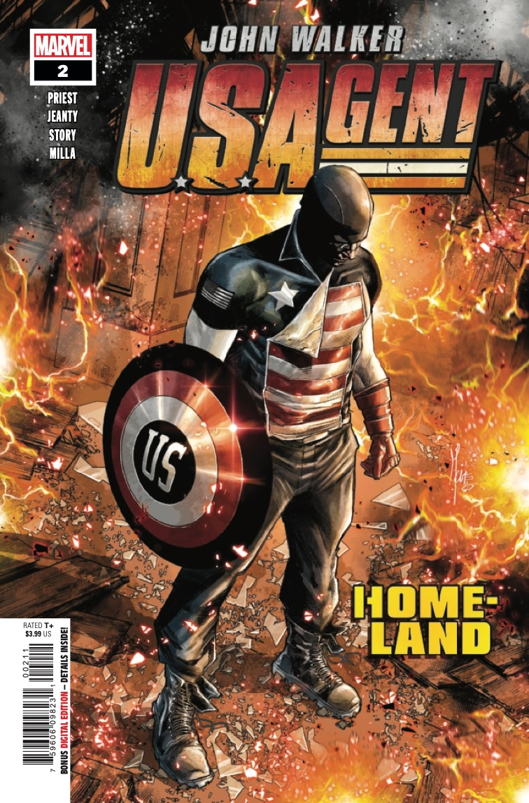 U.S.Agent #2 preview